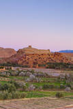 The Picturesque Hilltop Village of Ait Benhaddou