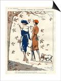 La Vie Parisienne  Georges Pavis  1919  France