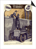 Daimler  Georges Leonnec  1912  France