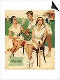 Tennis  Maudson  1953  UK