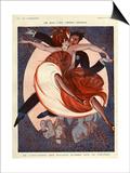 La Vie Parisienne  1920  France