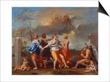 Il Ballo Della Vita Humana (A Dance to the Music of Time)  1638-1640 for Clemens Ix