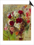 Bouquet of Flowers  1896