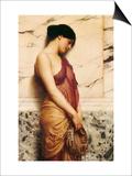 The Tambourine Girl  1906