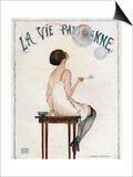 La Vie Parisienne  Magazine Cover  France  1927