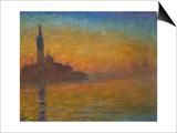 Venice by Twilight  1908