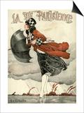 La Vie Parisienne  Rene Vincent  1918  France