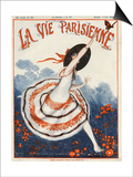 La Vie Parisienne  Armand Vallee  1922  France
