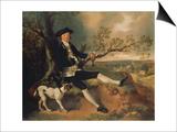 Portrait of John Pamplin Probably About 1752