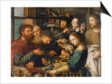 Berufung Des Matthaeus  1536