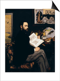 Emile Zola  c1868