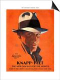 Knapp-Felt  Magazine Advertisement  USA  1920