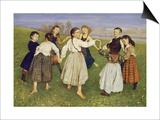 Kinderreigen  1872