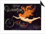 Gladiator Bicycles  France  1905