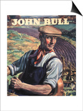 John Bull  Farming Tractors Magazine  UK  1946