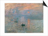 Impression: Sunrise  1872