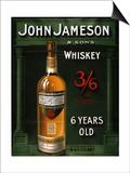 1900s UK John Jameson Poster