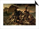 The Raft of the Medusa  1819