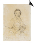 Niccolo Paganini  Violinist  1819