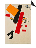 Dynamic Suprematism  1916