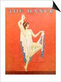 The Dance  Nitza Vernille  1929  USA