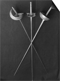 Fencing Weapons: Epee  Foil  Sabre