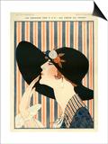 La Vie Parisienne  G Barbier  1918  France
