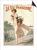 La Vie Parisienne  A Vallee  1924  France