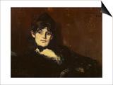Berthe Morisot Reclining
