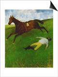 The Fallen Jockey  1896-1898