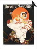 Theatre Magazine  Pierrot Magazine  USA  1920