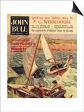 John Bull  Sailing Boats Magazine  UK  1950