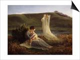 Le Poème de l'âme L'Ange et la mère