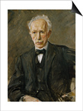 Composer Richard Strauss (1864-1949)