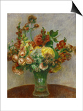 Flowers in a Vase  1898