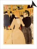Moulin Rouge (La Goulue Et La Mome Fromage)
