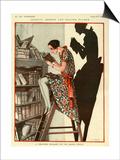 La Vie Parisienne  Georges Pavis  1924  France