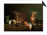 Still-Life With Copper Pot