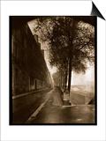 Quai D'Anjou Paris 1926