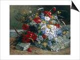 Daisies  Cornflowers Anf Poppies