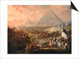 La Bataille des Pyramides (21 juillet 1798)