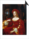 Portrait of Joan of Aragon