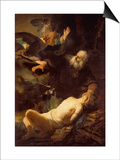 The Sacrifice of Isaac  1635