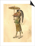 Zebra 1873 'Missing Links' Parade Costume Design