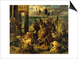 Prise de Constantinople par les croisés (12 avril 1204)