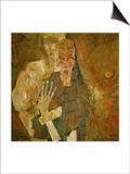 Death and Mann  Tod Und Mann or Selbstseher (II)