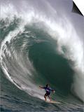 Big Wave Surfing  Waimea Bay  Hawaii