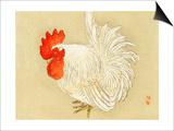 Bairei Gadan - Rooster