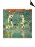 Schloss Kammer Am Attersee III (Wasserschloss)  1910