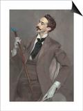 Le comte Robert de Montesquiou (1855-1921)  écrivain